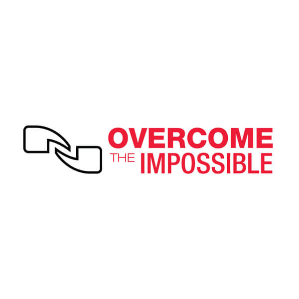 Nuance t-shirt version 3 design: Overcome the Impossible